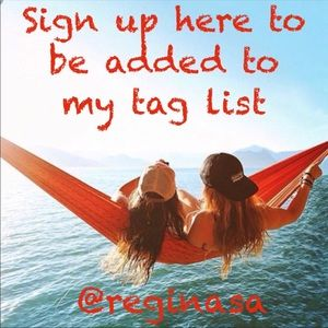 "Other - TAG LIST - Comment ""Add me"" to be added to my team"